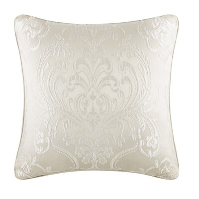 Maureen Throw Pillow Color: Ivory