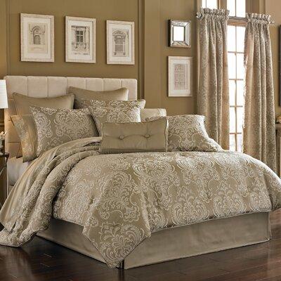Maureen 4 Piece California King Comforter Set