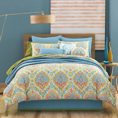 Juniper 4 Piece Comforter Set Size: Queen