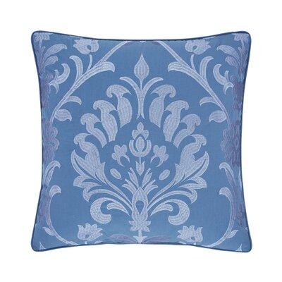 Palmetto Caribbean Square Throw Pillow