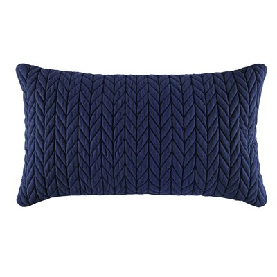Brott Boudoir Pillow Color: Indigo