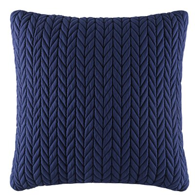 Brott Solid Square Throw Pillow