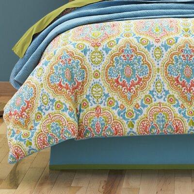 Juniper 4 Piece Comforter Set Size: California King