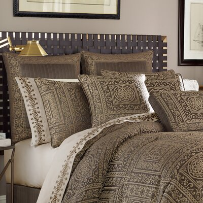 Warwick 4 Piece Comforter Set Size: King