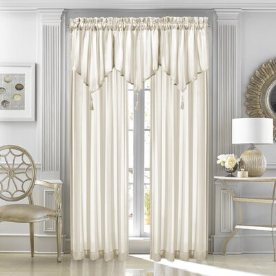 Farmington Sheer Single Curtain Panel