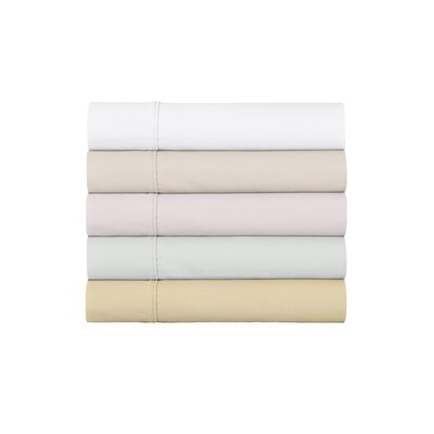 Henry 300 Thread Count 100% Cotton 4 Piece Sheet Set Size: King