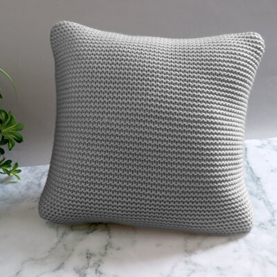 Cranford Throw Pillow Color: Gray