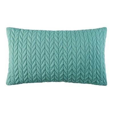 Brott Boudoir Pillow Color: Jade Green