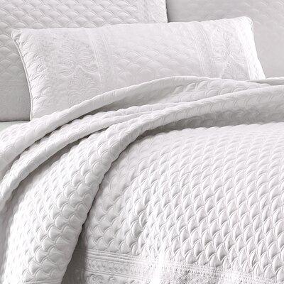 Gunner Lumbar Pillow Color: White