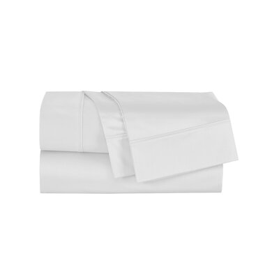 Henry 300 Thread Count Sheet Set Size: King, Color: Silver
