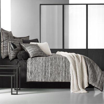 Brandie Duvet Cover Size: King