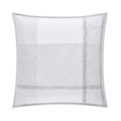 Strecker 100% Cotton Throw Pillow