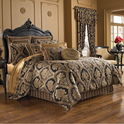 Blissfield Down Alternative Comforter Size: Queen