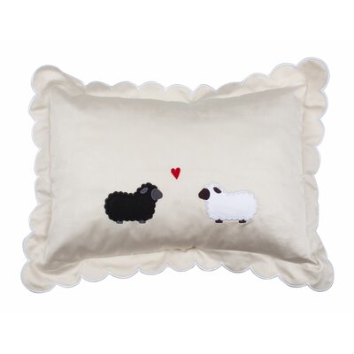 Black Sheep Decorative Sham