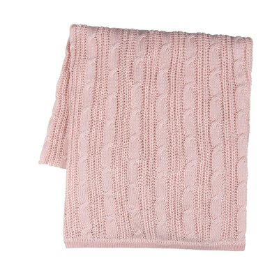 Tresor Blanket Color: Belle Pink