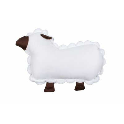 Black Sheep Decorative Lumbar Pillow