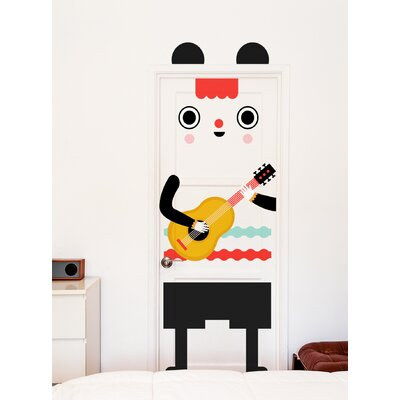 Mr. Entertainment Wall Decal