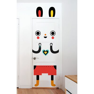 Mr. Eager Wall Decal