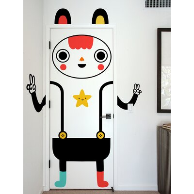 Mr. Awesome Wall Decal
