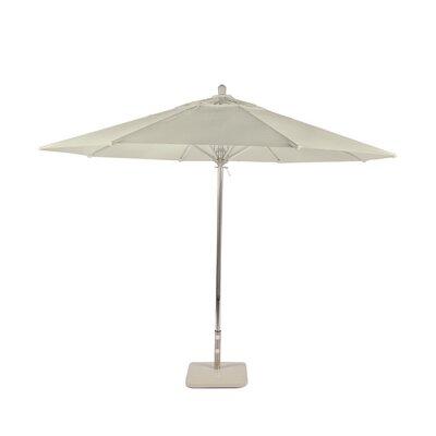 11 Newport Coast Market Umbrella Color: Natural