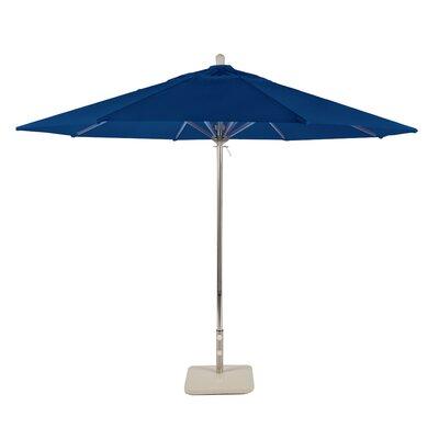 11 Newport Coast Market Umbrella Color: Pacific Blue