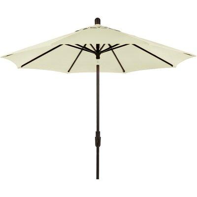 9 Zuma Shore Market Umbrella Color: Natural
