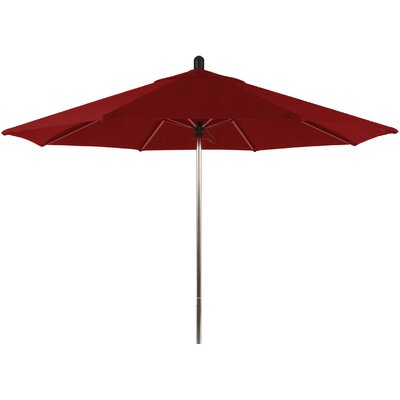 9 Santa Barbara Market Umbrella Color: Jockey Red