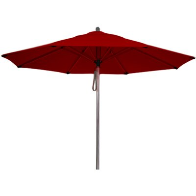 9 Coronado Sands Market Umbrella Color: Jockey Red