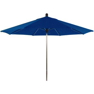 9 Santa Barbara Market Umbrella Color: Pacific Blue