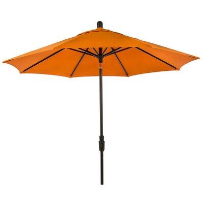 9 Zuma Shore Market Umbrella Color: Tuscan