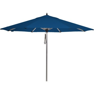 9 Coronado Sands Market Umbrella Color: Pacific Blue