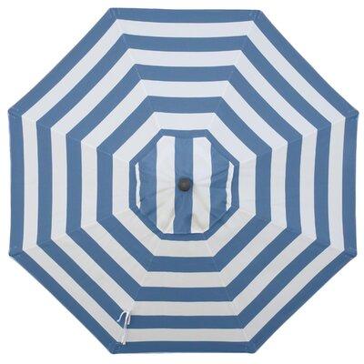 Round Universal Sunbrella Replacement Cover Color: Cabana Regatta