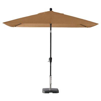 Wiechmann Push Tilt 9' x 7' Rectangular Market Umbrella 682DCEF666DE40CB94FF54076F9F402C