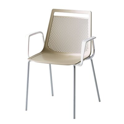 Akami Guest Chair Seat Color: Sand
