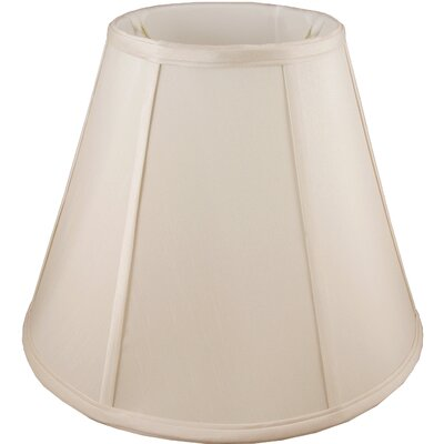 18 Faux Silk Empire Lamp Shade Color: Natural