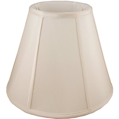 20 Faux Silk Empire Lamp Shade Color: Natural