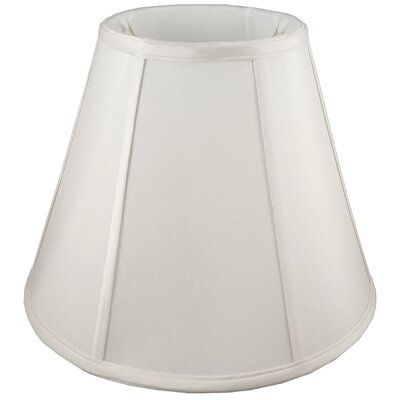 18 Silk Empire Lamp Shade Color: Pebble