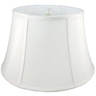 22 Silk Empire Lamp Shade Color: White