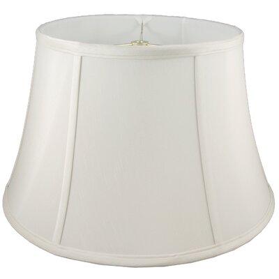 22 Silk Empire Lamp Shade Color: Cream