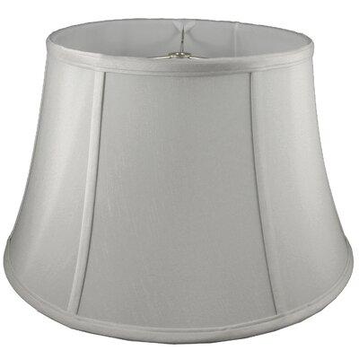 22 Silk Empire Lamp Shade Color: Pebble