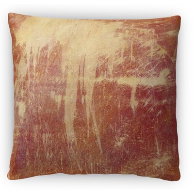 Paloma Fleece Throw Pillow Size: 16 H x 16 W x 4 D