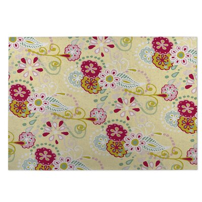 Flora Indoor/Outdoor Doormat