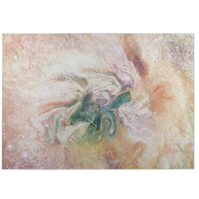 Marble Nebula Doormat