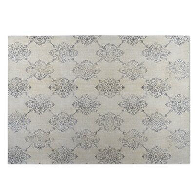 Old Damask Indoor/Outdoor Doormat
