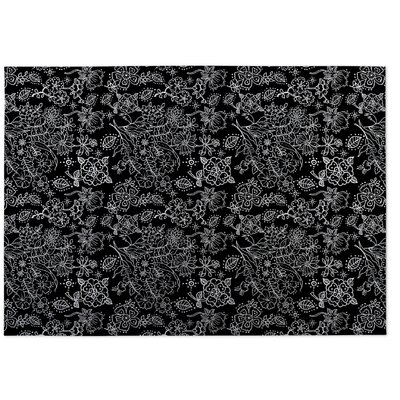 Night Garden Indoor/Outdoor Doormat
