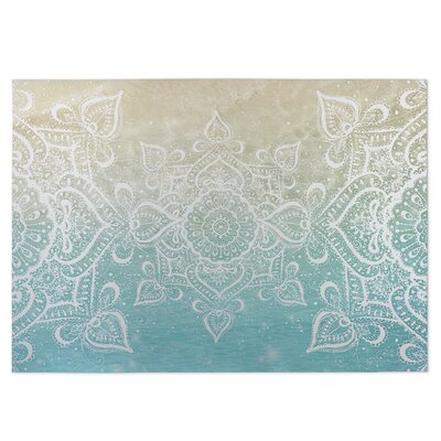 Dream of the Beach Indoor/Outdoor Doormat
