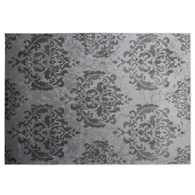 Damask Indoor/Outdoor Doormat