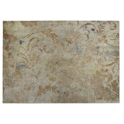 Seraphina Beige Indoor/Outdoor Doormat Rug Size: 8 x 10