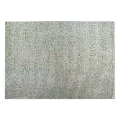 Norwich Gray Indoor/Outdoor Doormat Rug Size: 8 x 10