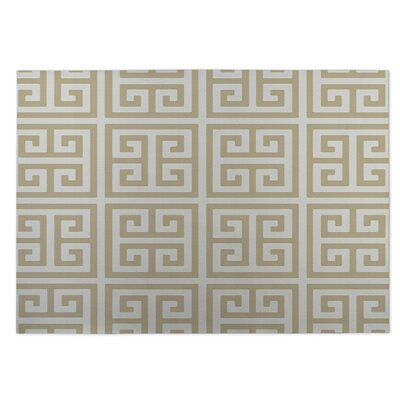 Ginger Indoor/Outdoor Doormat Color: Tan